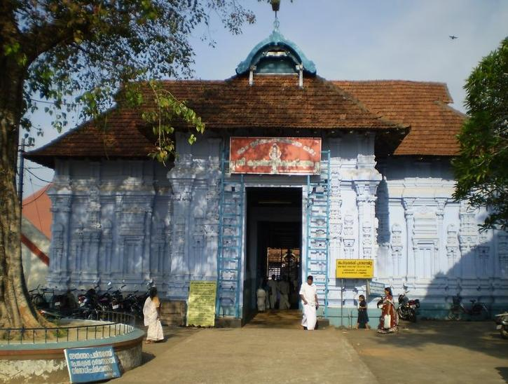 koodalmanikyam gopuram