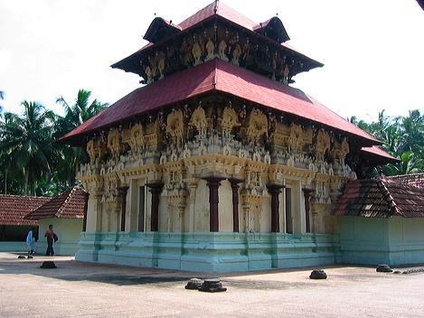 Architecture of Kerala Temples
