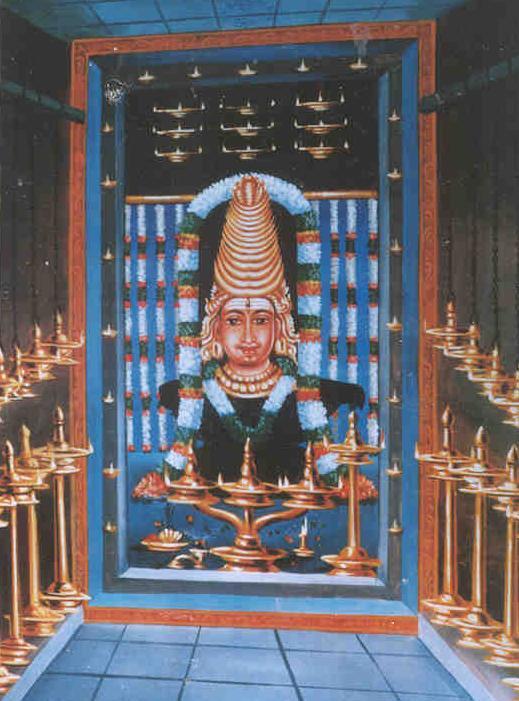 Suchindram Sthanumalaya Perumal Temple in Kanyakumari district of